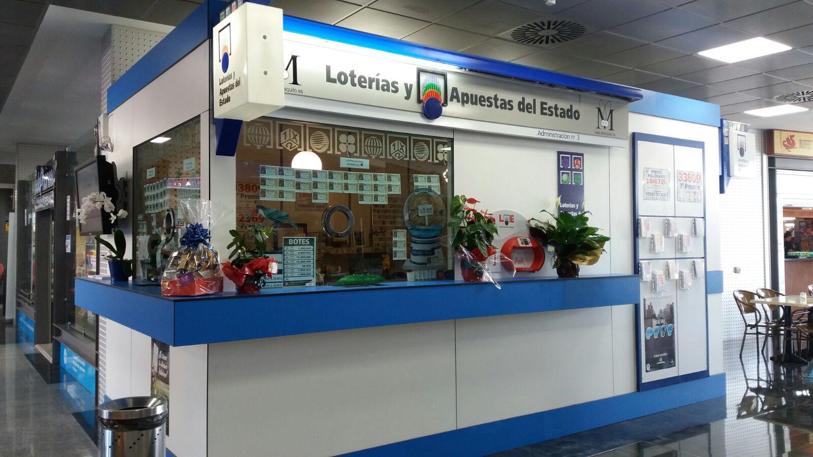Administración nº3 de Loterías y Apuestas del Estado - El Mosquito